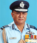 Air Chief Marshal P.V. Naik